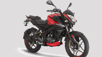 BS6 Bajaj Pulsar NS160 launched, priced at INR 1.04 lakh