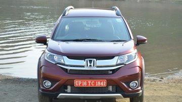 Honda BR-V के साथ तीन मॉडल बंद, कंपनी लाएगी दो नई कारें