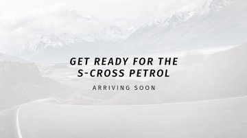 "Maruti S-Cross petrol teased, ""arriving soon"""