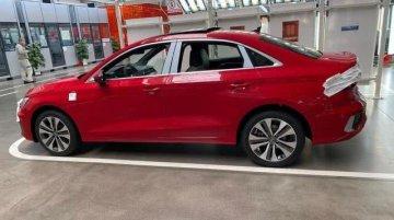 India-bound 2021 Audi A3 Sedan exterior partially leaked