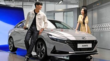 2021 Hyundai Elantra launched in S. Korea, priced from just INR 9.52 lakh