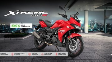BS6 Hero Xtreme 200S announced, coming soon