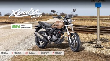 BS6 Hero XPulse 200T announced, coming soon