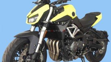 2021 Benelli TNT 600i design leaked via patent images