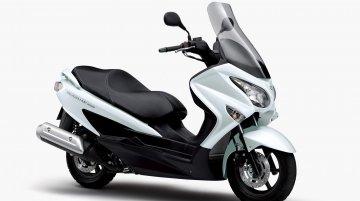 New Suzuki Burgman 200 launched in Japan - IAB Report