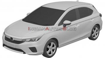 एक्सक्लूसिवः Honda City Hatchback की पेटेंट तस्वीरें, लॉन्च डिटेल