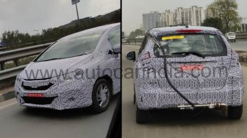 New Honda Jazz BS6 spied on test, to be launched soon
