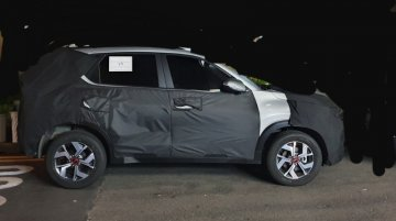 Kia Sonet to miss out on rear disc brakes - IAB Report
