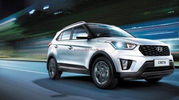 Hyundai Creta gets a facelift in Russia - IAB Report