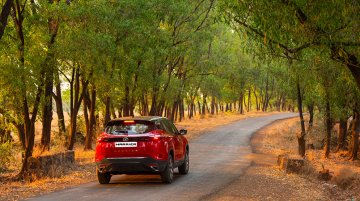 Tata Harrier - Image Gallery