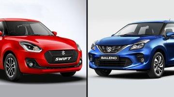 Maruti Baleno vs Maruti Swift - Which Maruti small hatchback should you buy?