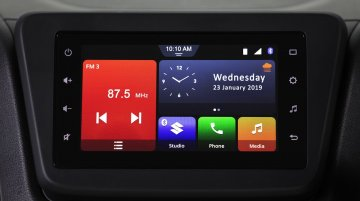 Maruti Swift and Maruti Ertiga get Smartplay Studio infotainment system - IAB Report