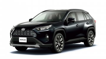 TKM official hints Toyota RAV4 more suitable for India than Toyota Corolla Altis - Report