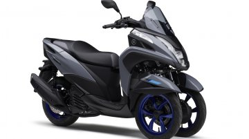 New Yamaha Tricity 155 cc trike launched in Japan - IAB Report