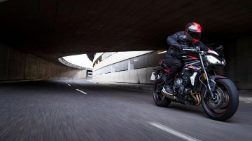 2020 Triumph Street Triple R could be launched in India next week