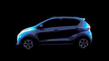 New Datsun redi-GO (facelift) teased, to be launched soon