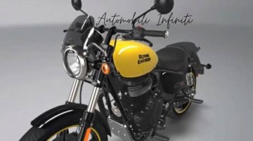 Royal Enfield Meteor 350 price and official images leaked