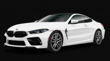BMW M8 Coupe launched, priced at INR 2.15 crore - IAB Report