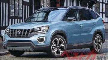 This 2021 Suzuki Vitara would be an excellent Hyundai Creta rival in India