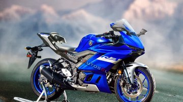2021 Yamaha R3 imagined - IAB Rendering