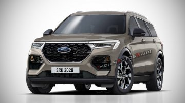 Next-Gen Ford Endeavor To Get A New Plug-in Petrol Hybrid Engine; Will It Come To India?