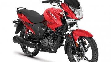 Hero Motocorp ने बीएस6 Hero Glamour की प्राइस में वृद्धि