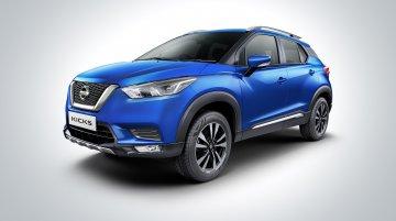 Nissan Kicks turbo petrol & Nissan Kicks automatic launched in India - IAB Report