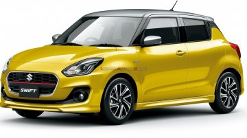 2020 Maruti Swift facelift launched in Japan, priced from INR 10.88 lakh