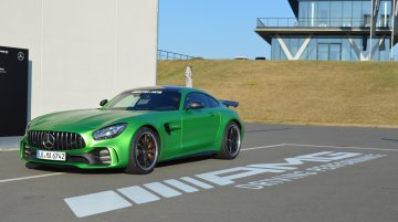 Mercedes-AMG C 63 Coupe & Mercedes-AMG GT-R to be launched on 27 May - IAB Report