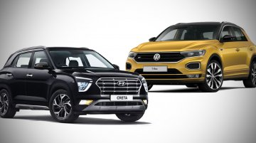 Top 10 Hyundai Creta features double-priced VW T-Roc doesn't offer - IAB Picks
