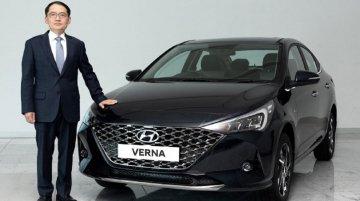 Hyundai ने हटाया Verna (फेसलिफ्ट) की अधिकारिक प्राइस से पर्दा