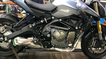 Benelli SRK 600 (Benelli TNT 600i succesor) revealed in a walkaround video