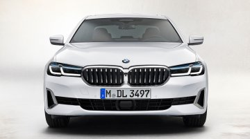2021 BMW 5 Series facelift - Image Gallery