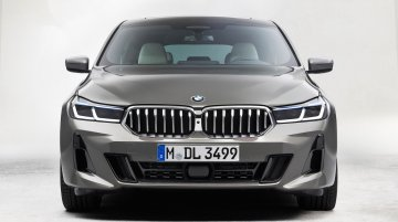 2021 BMW 6 Series GT facelift revealed, to arrive in India next year - IAB Report