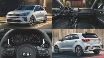 New Kia Rio facelift unveiled, to go on sale in Europe in Q3 2020 [Video]