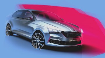 "Zac Hollis: Skoda ANB sedan looks ""absolutely fantastic"", arriving in 2021"