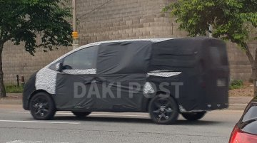2021 Hyundai H-1 (2021 Hyundai Starex) spied for the first time [Update]