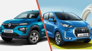 New Renault Kwid vs. New Datsun redi-GO: Specs, Features & Prices Compared