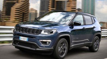Jeep Compass gets a smaller petrol engine and more new technologies overseas - IAB Report