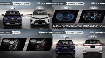 2021 Fortuner vs. Fortuner Legender: Toyota explains the differences [Video]