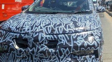 Renault HBC (Renault Kiger) road-testing resumes - Report