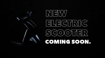 New Ampere electric scooter teased, to be unveiled next week