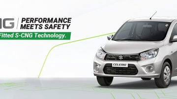 BS6 Maruti Celerio CNG and BS6 Maruti Tour H2 launched - IAB Report