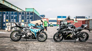 CFMoto 300SR launch in India gets closer as exports from China begin - IAB Report