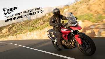 All-new Triumph Tiger 900 launched in India, priced from INR 13.70 lakh - IAB Report