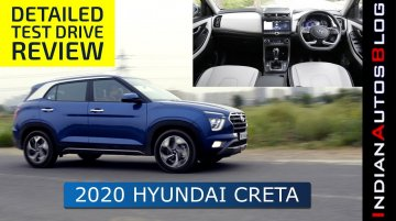 2020 Hyundai Creta Detailed Test Drive Review (Hindi)