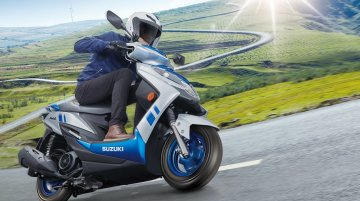 2020 Suzuki Swish 125 launched, gets new colours & features - IAB Report