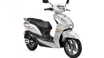 Ampere Magnus 60 lead-acid electric scooter discontinued