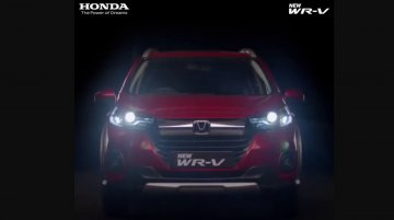 BS6 Honda WR-V Facelift to Launch Soon - DETAILS HERE