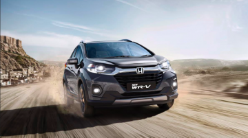 2020 Honda WR-V Launched, Prices Start at INR 8.50 Lakh